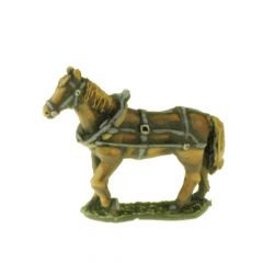 CW16 Lead Draught Horses x4