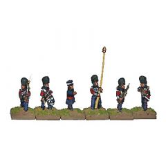 CWB17 British Foot Guards in Bearskin