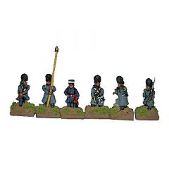 CWB21 British Foot Guards Bearskin and Coat