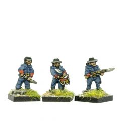 CWF7 French Marines, advancing