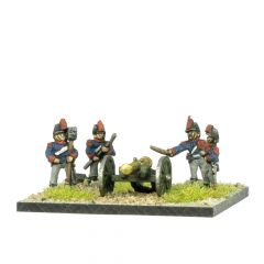 CWF8 French Foot Artillery