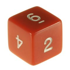 D6 Red