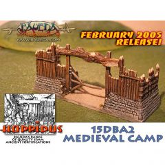 DBA2 Medieval Fortified Camp