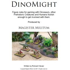DinoMight Rules v2.5