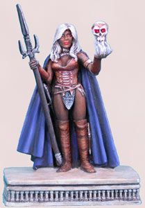 DSM1104 Elmore Masterwork Dark Elf Female
