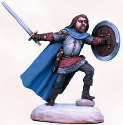 DSM1131 Elmore Masterwork, Mountain Conflict Male Fighter with Sword