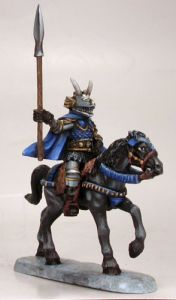 DSM1223 Limited Edition: Chaos Warrior with Spear Mounted on Horse