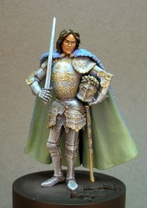 DSM5503 54mm Ser Loras Tyrell the Knight of Flowers
