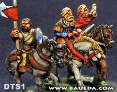 DTS1 Early Frankish or Alamanni Mounted Command