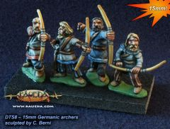 DTS7 Early Frankish or Alamanni Adolescent Skirmishers
