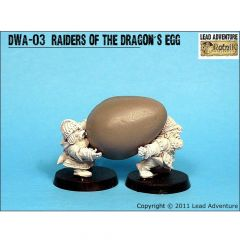 DWA-03 Raiders of the Dragon's Egg