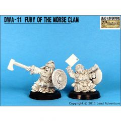 DWA-11 Fury of the Norse Clans