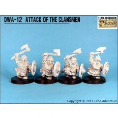 DWA-12 Attack of the Clansmen