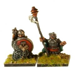 DWF14 Dwarven Mages and Clerics