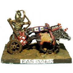 EAS17 Assyrian Heavy Round Chariot