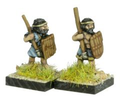 ELM2 Elamite Spearmen with Bow