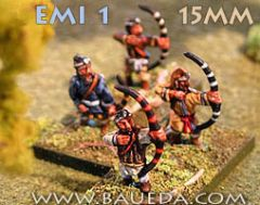 EMI1 Emishi Foot Archer