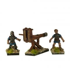 EQP1 Roman Bolt Thrower and Crew