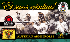 ESR XEMX AU001 Austrian ArmeeKorps (Early-Mid War) ESR Box Set