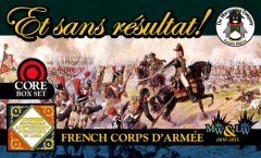 ESR XXML FR001 French Corps d'armée (Mid-Late War) ESR Box Set