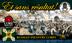 ESR XXML RU001 Russian Infantry Corps (Mid-Late War) ESR Box Set
