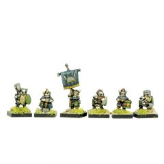 FDW108 Heavy Armoured Dwarves