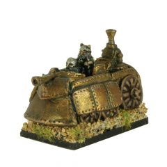 FDW301 Dwarf Steam Powered War Cart