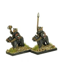 FDW402 Dwarven Heavy Cavalry on Bears