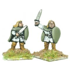 FEF101 Wood Elves with hand weapons
