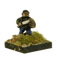 FHL102 Halfling Infantry with Sword