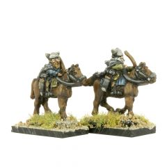 FNT402 Wasteland Barbarian Horse Archer Raiders