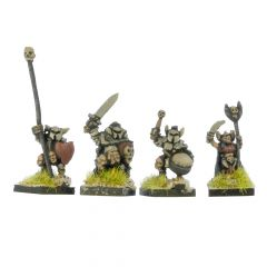 FNT502 Wasteland Commanders and Sorcerers