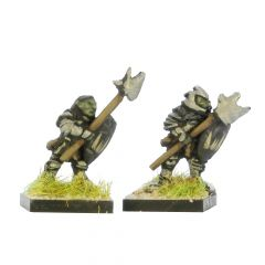 FOG103 Greater Orc Warriors with Halberds
