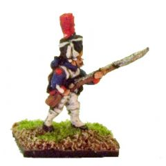 FR601 French Grenadiers a Pied, advancing