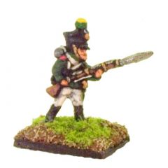 FR613 Flanquer Chasseurs, advancing