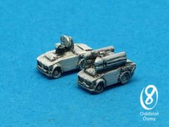 FR 629 Crotale Anti Aircraft Missile Systems x5 sets