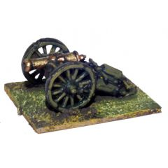 FRN28 French 4 Pdr Cannon, howitzer