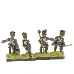 FRN30 French Foot Artillery Crew 1812-1815