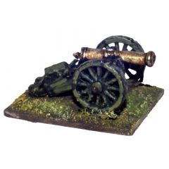 FRN31 French 8 Pdr Cannon