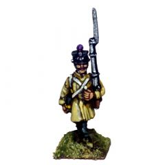 FRN38 French Centre Company, march attack