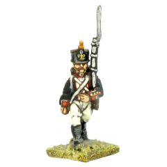 FRN3 French Centre Company, March Attack