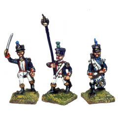 FRN4 French Foot Command