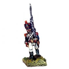 FRN6 French Flank Company, march attack