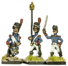 FRN74 3rd Regiment Grenadiers a Pied Command (Dutch Grenadiers)