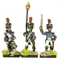 FRN76 Middle Guard, Grenadier Fusilier Command