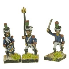 FRN84 Young Guard, Voltigeurs Command