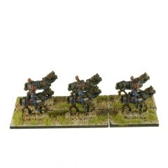 FRN92 French Guard Horse Artillery Team