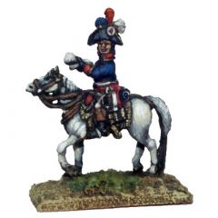 FRV17 French Mounted Officers / Generals
