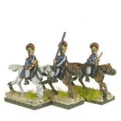 FRV25 French Chasseur a Cheval Command