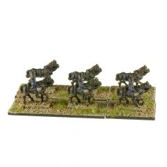FRV30 Mounted Artillery Command, Bicorne